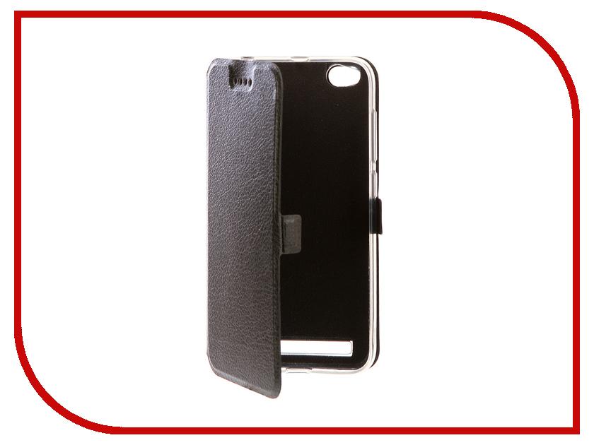 Аксессуар Чехол Xiaomi Redmi 5A Zibelino Sottile Silicon Black ZSS-XIA-5A-BLK аксессуар чехол lenovo k10 vibe c2 k10a40 zibelino classico black zcl len k10a40 blk