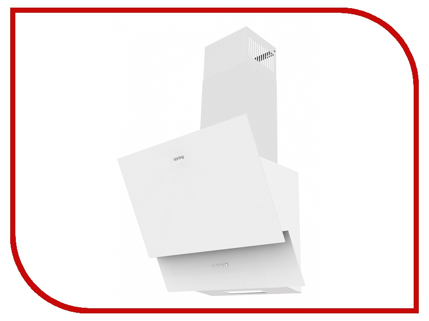 Кухонная вытяжка Korting KHC 65070 GW korting khc6957x