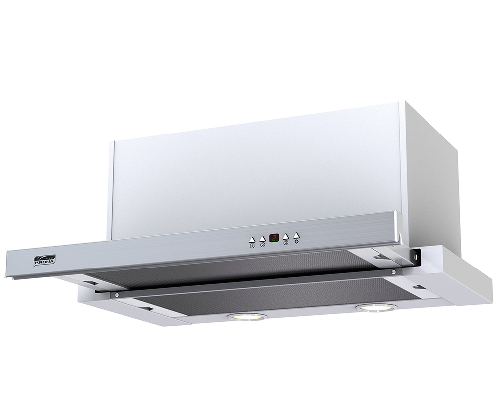 Кухонная вытяжка KronaSteel Kamilla Power 3Р 600 Inox цена 2017