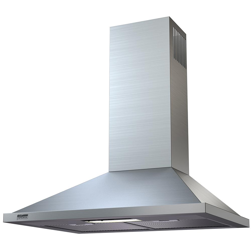 Кухонная вытяжка Krona Bella 600 Inox SL 20969
