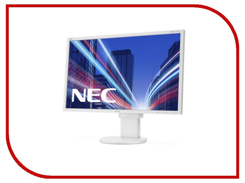 Монитор NEC MultiSync EA223WM монитор nec 30 multisync pa302w sv2 pa302w sv2