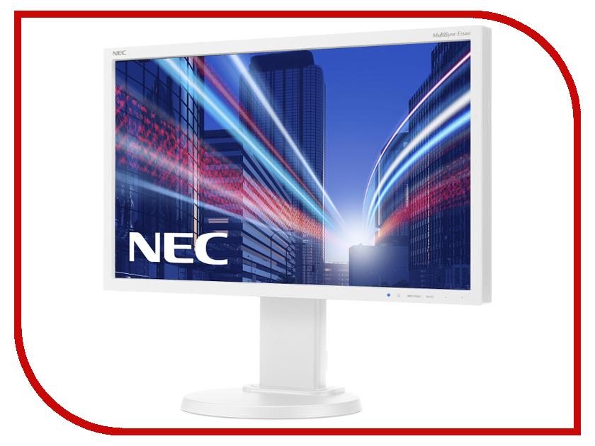 Монитор NEC E224Wi Silver монитор nec e224wi bk