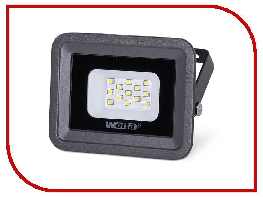 цена на Прожектор Wolta WFL-10W/06 10W 5500K SMD IP65 Gray