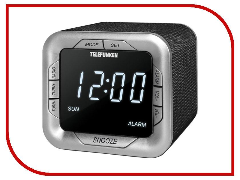 цена на Часы Telefunken TF-1505 Black-White