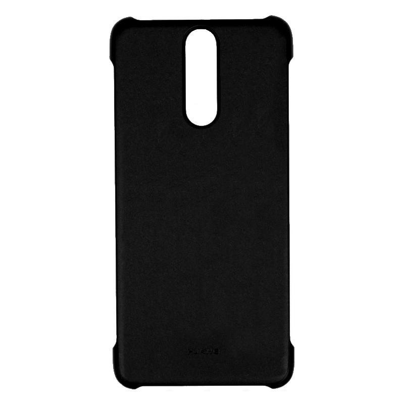 Аксессуар Чехол для Huawei Nova 2I Leather Black 51992211