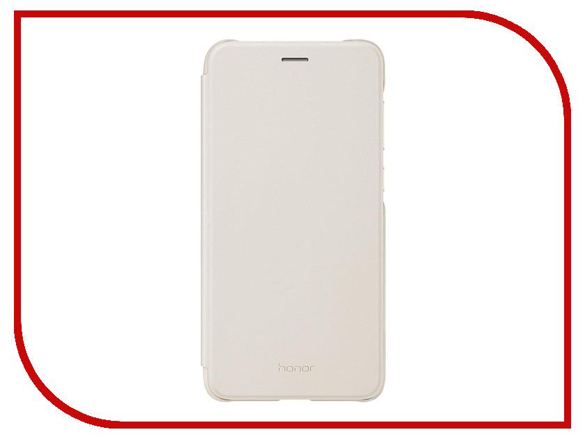 Аксессуар Чехол Huawei Honor 6C Pro Smart Gold 51992143