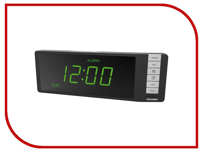 цена на Часы Telefunken TF-1507 Black