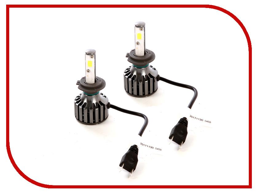 Лампа C2R B6-H7 new car styling auto h4 led bulb h7 lighting car led 12v lights h4 h7 led lamps light bulbs headlights for cars led headlights
