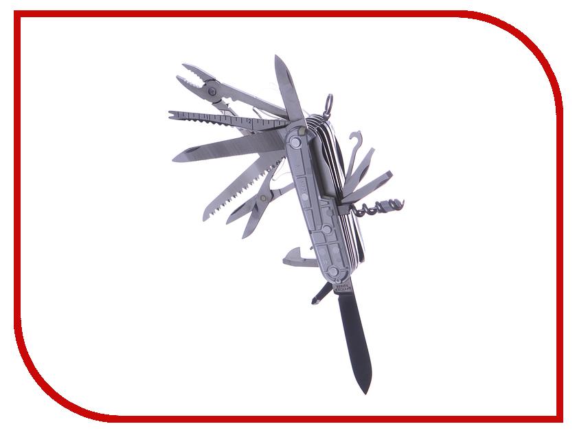Нож Victorinox SwissChamp SilverTech 1.6794.T7 топор patriot pa 356 t7 x treme [777001300]