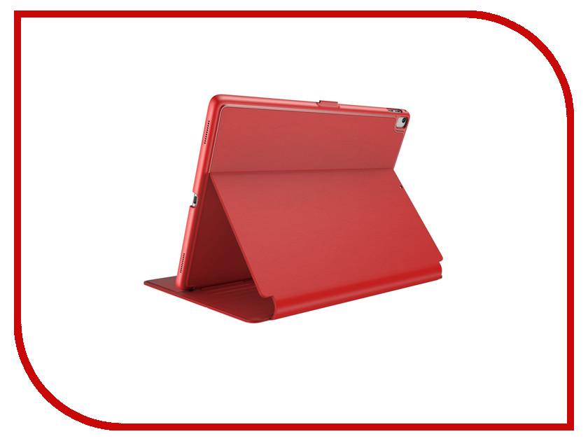 Аксессуар Чехол Speck Balance Folio для iPad 9.7 2017 Dark Poppy-Velvet Red 90914-6055 аксессуар чехол macbook pro 13 speck seethru pink spk a2729