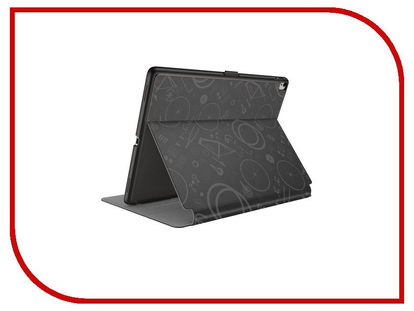 все цены на Аксессуар Чехол Speck Balance Folio Print для iPad 9.7 2017 BikeParts Black-Ash Grey 91503-6847