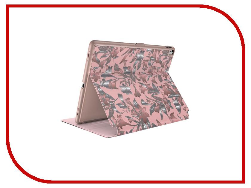 Аксессуар Чехол Speck Balance Folio Print для iPad 9.7 2017 Lillymodern Rose Gold-Crepe Pink-Cathedral Grey 91503-6921
