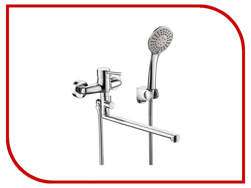 Смеситель Bravat TF6332366CP-01L-RUS смеситель для ванной bravat eler f6191238cp 01l