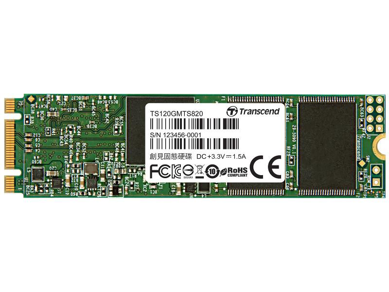 Жесткий диск Transcend MTS820S 120Gb TS120GMTS820S цена 2017