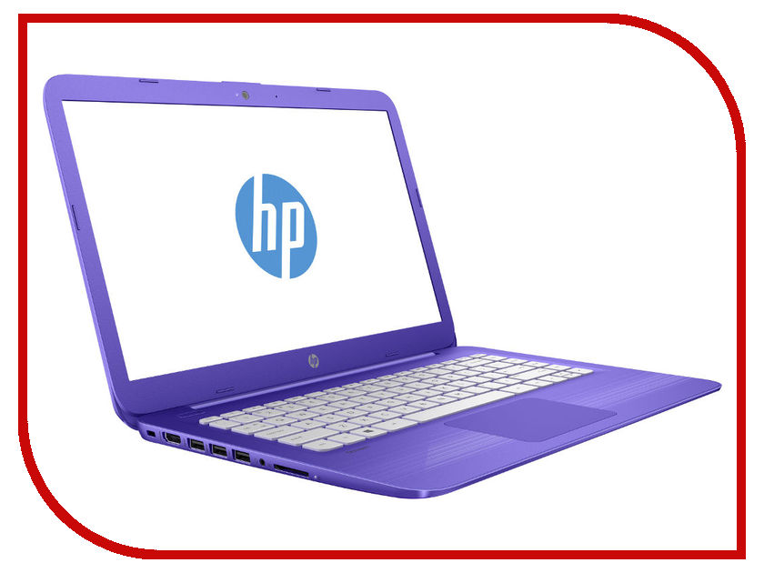 Ноутбук HP Stream 14-ax012ur (Intel Celeron N3060 1600 MHz/14 сервер hewlett packard hp diy x56503d