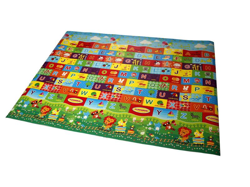 Развивающий коврик Yurim Алфавит 605091