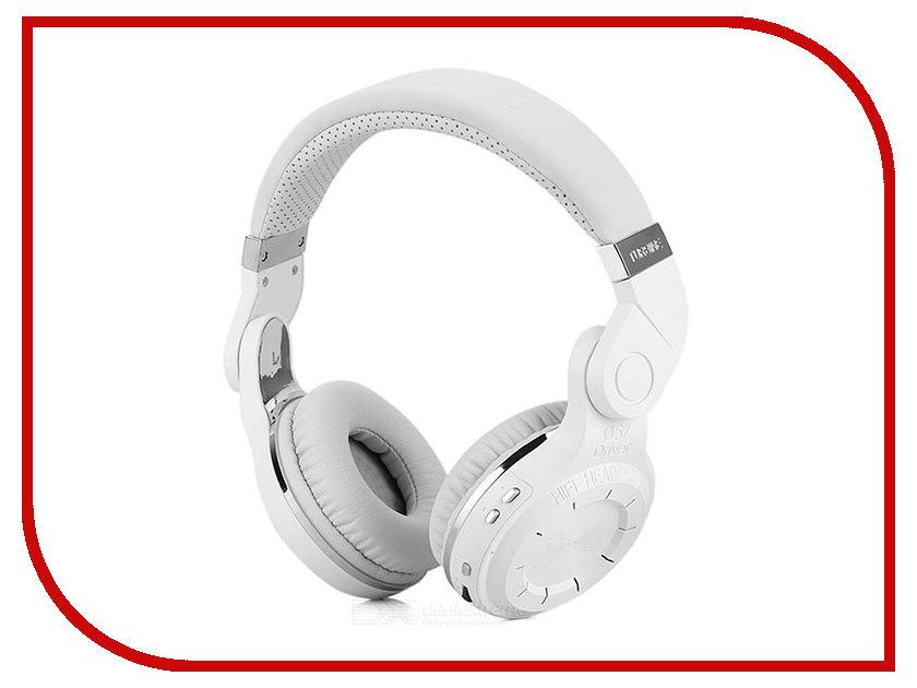 Bluedio T2 White orignal bluedio t2 foldable over the ear bluetooth headphones bt 4 1 fm radio