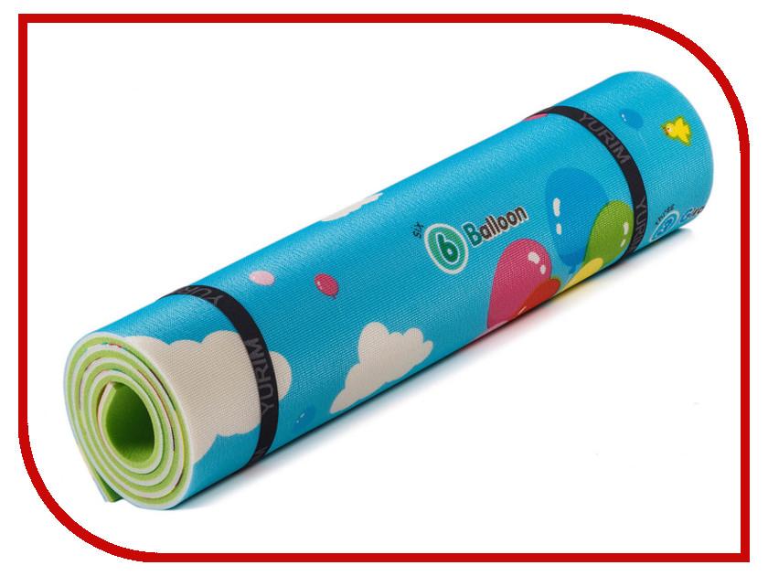Развивающий коврик Yurim Африка 150x100x1cm 610072 коврик yurim 180x60x1 2cm 7122д
