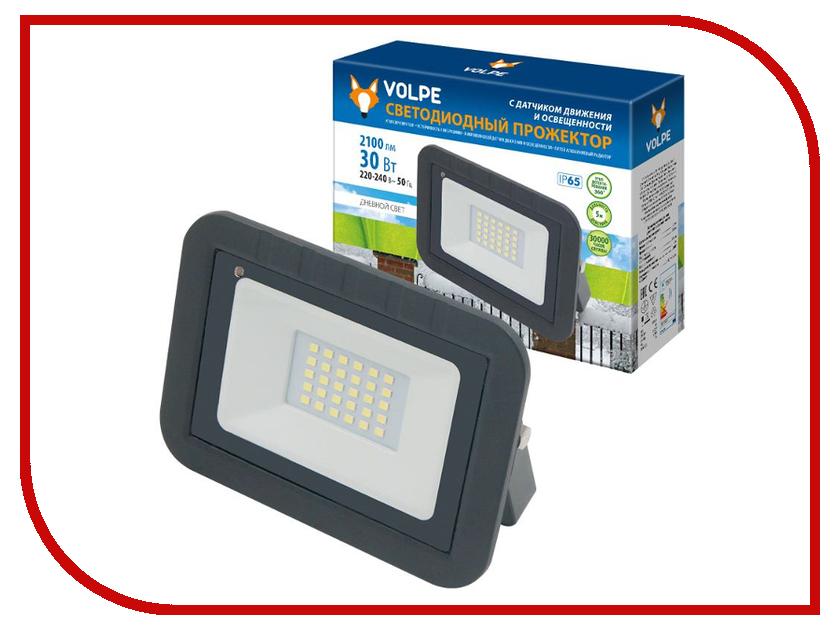 Прожектор Volpe ULF-Q512 30W/DW Sensor IP65 220-240B Black black new 7 85 inch regulus 2 itwgn785 tablet touch screen panel digitizer glass sensor replacement free shipping