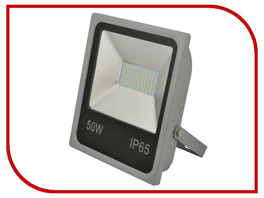Прожектор Uniel ULF-P40-50W/SPFR Grey аккумулятор aiwo p40 12000