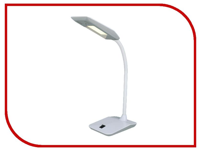 Настольная лампа Uniel TLD-545 Grey-White