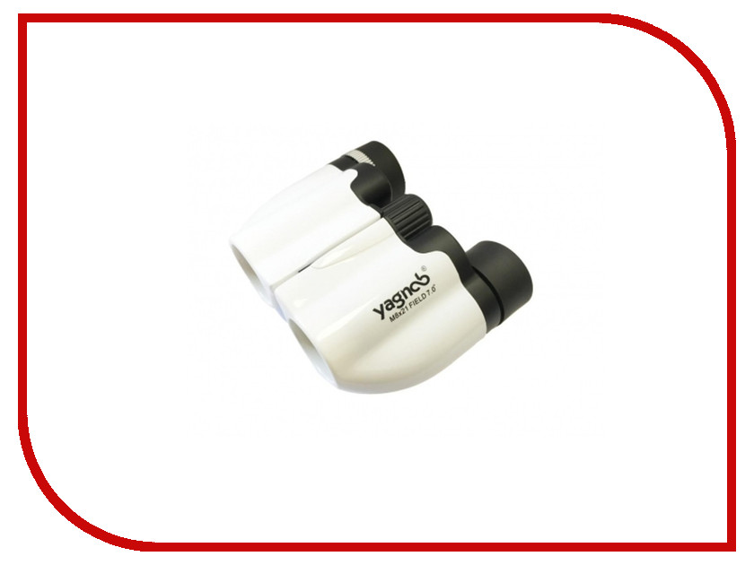 Бинокль Yagnob YG 10x21 YG44 White бинокль veber opera бгц 3x25 e03 лорнет white