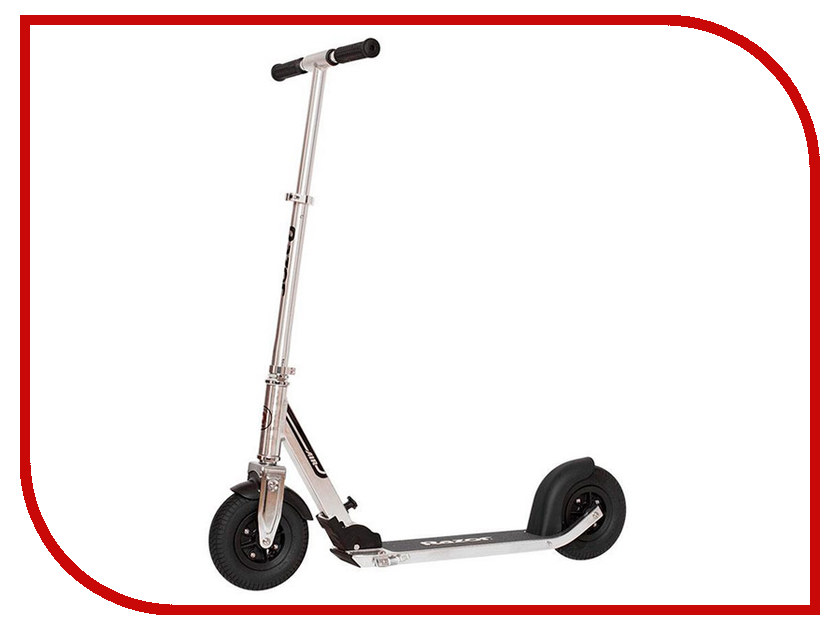 Самокат Razor A5 Air Silver ultra loud bicycle air horn truck siren sound 120db
