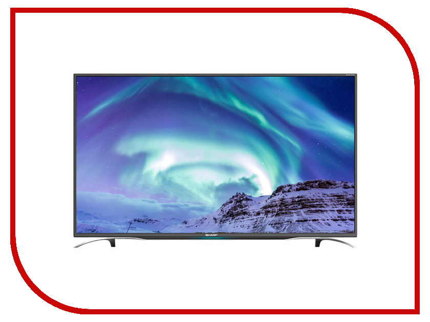 Телевизор Sharp LC-32CHG6352E телевизор sharp lc 40cff5222e