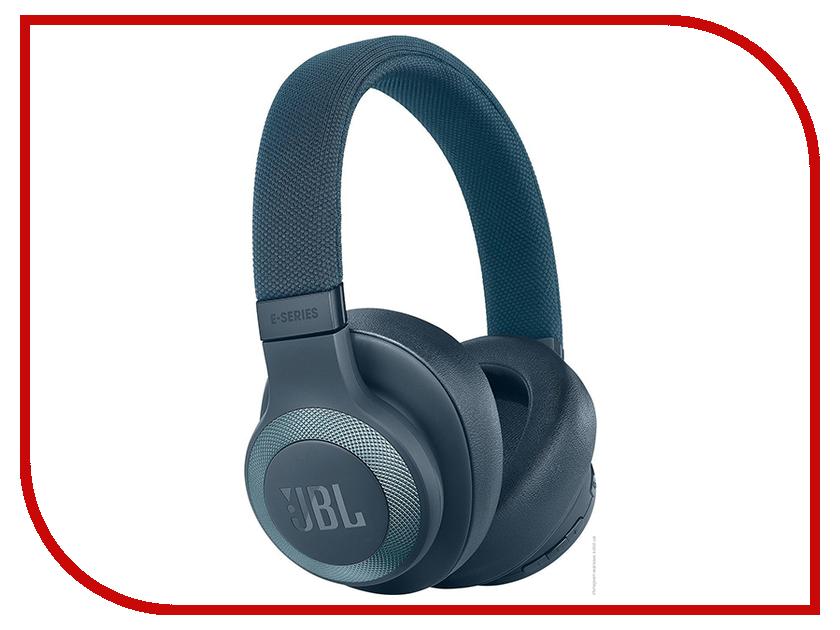 JBL E65BTNC Blue JBLE65BTNCBLU цена и фото