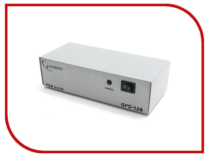 Аксессуар Gembird Cablexpert Разветвитель VGA HD15F/8x15F GVS128