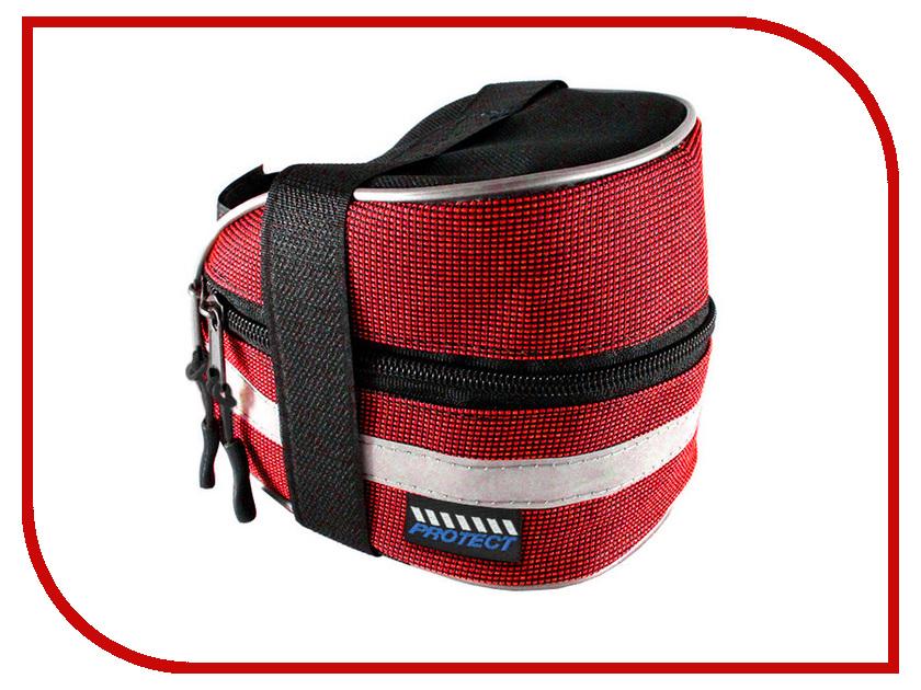 Велосумка Protect Black-Red 555-535