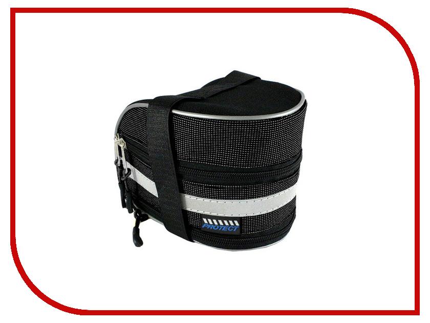 Велосумка Protect Black-Red 555-536