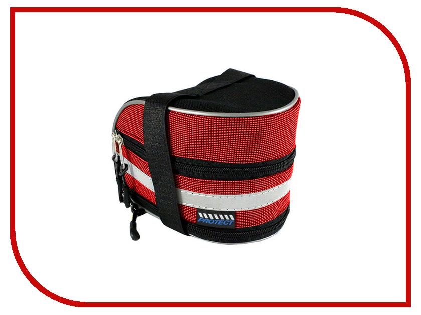 Велосумка Protect Black-Red 555-537