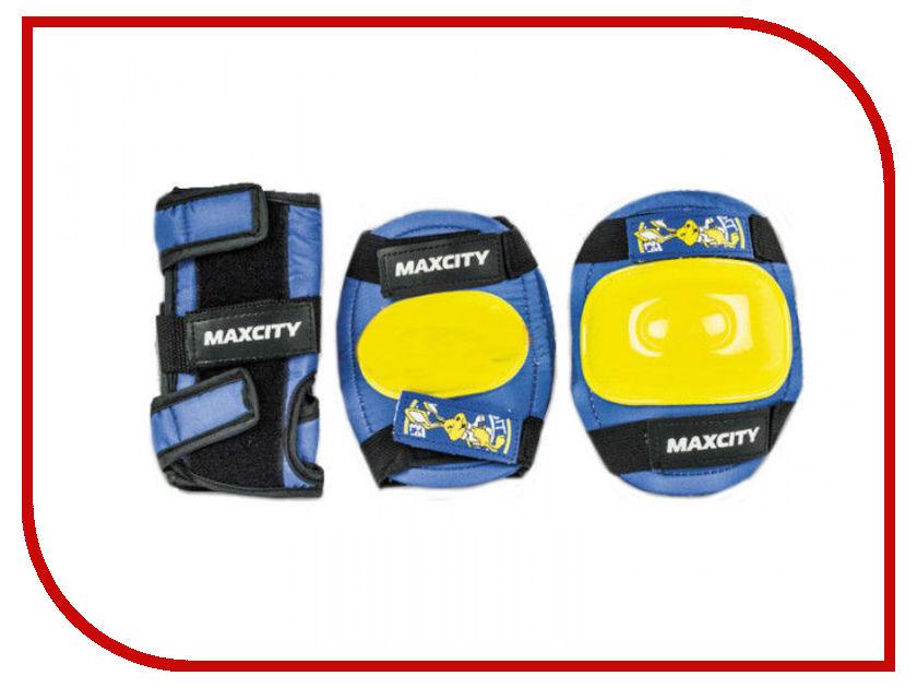 Комплект защиты Maxcity Little Rabbit Blue S MC-PH000036-BD-S