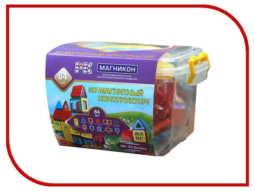 Конструктор Магникон MK-84 игрушка магникон эксперт mk 112