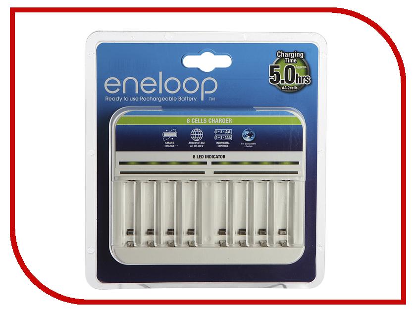 Зарядное устройство Panasonic Basic BQ-CC63E 87889 универсальное зарядное устройство panasonic eneloop pro2550