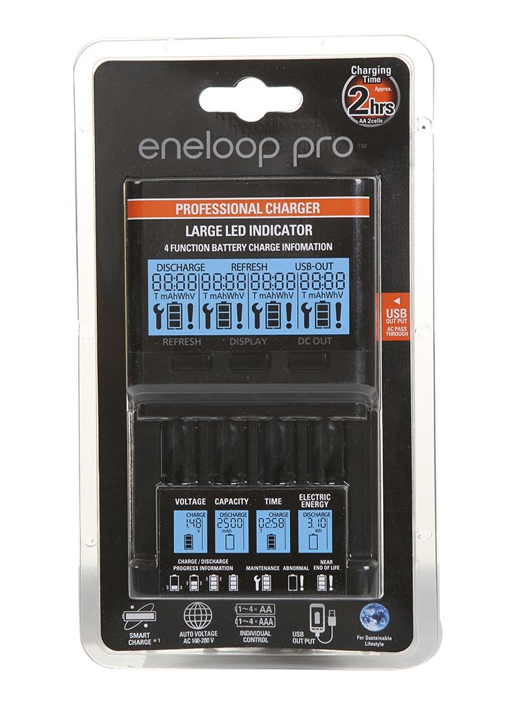 Зарядное устройство Panasonic Advanced BQ-CC65E 87888