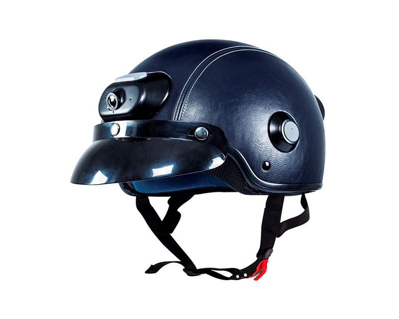 Умный велошлем Airwheel C6 Blue C6-BLUE-L