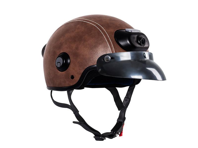 Умный велошлем Airwheel C6 Brown C6-BROWN-M