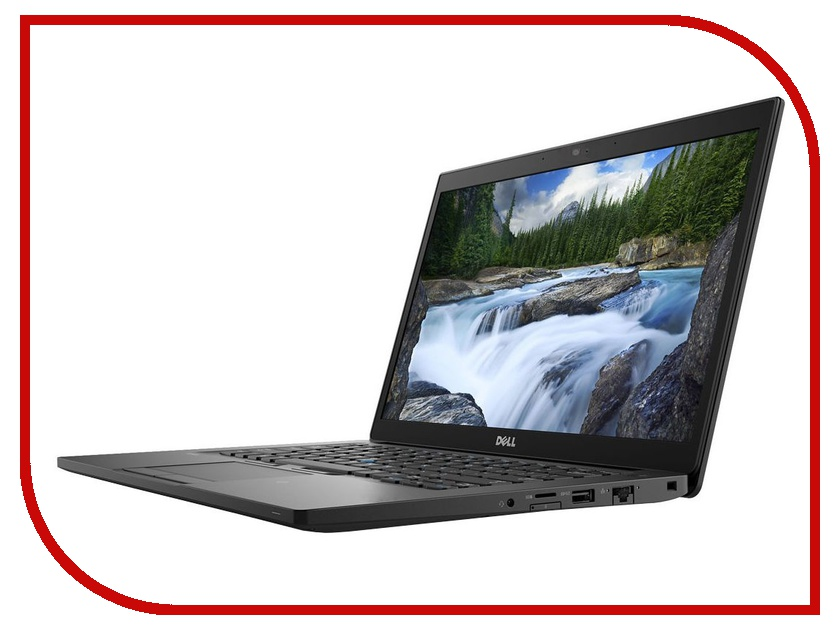 Ноутбук DELL LATITUDE 7490 (Intel Core i7 8650U 1900 MHz/14/1920x1080/16Gb/512Gb SSD/DVD нет/Intel HD Graphics 620/Wi-Fi/Bluetooth/LTE/Windows 10 Pro) dell dell precision 7510 15 6 intel core i7 2 7ггц 16gb 512gb черный windows 10
