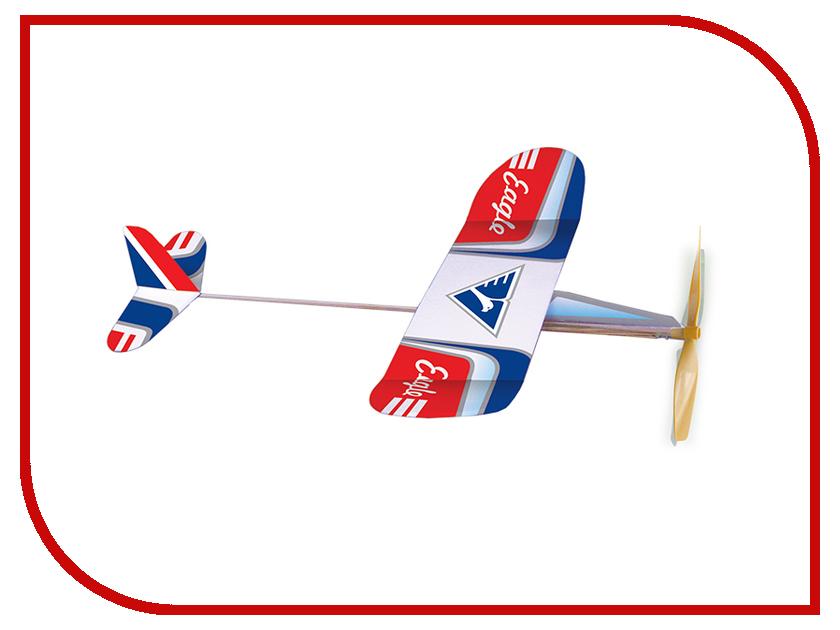 Сборная модель Ranok Creative Самолет Орел 15172001Р игра ranok creative магнетизм