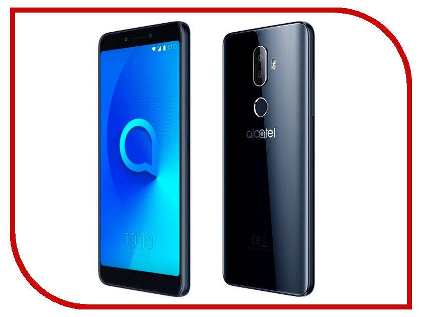 Сотовый телефон Alcatel 5099D 3V Black-Black 200pcs ams1117 3 3v ams1117 1117 3 3v 1a voltage regulator ldo sot 223