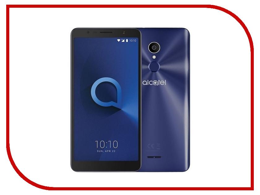 Сотовый телефон Alcatel 5026D 3C Metallic Blue телефон