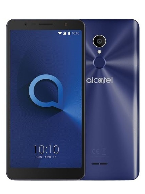 Сотовый телефон Alcatel 5026D 3C Metallic Blue сотовый телефон alcatel 3025x metallic gray