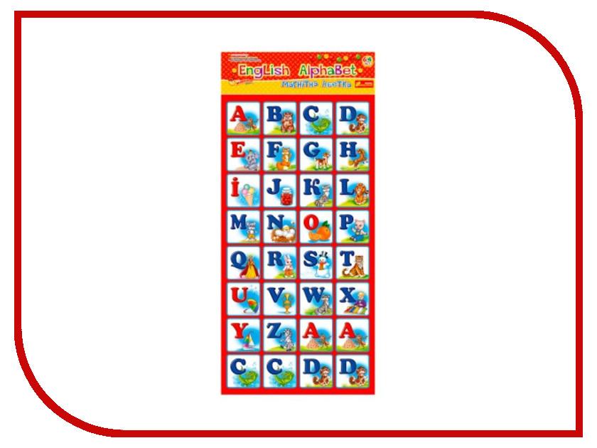 Игра Ranok Creative Игры на магнитах English Alphabet 13133004А