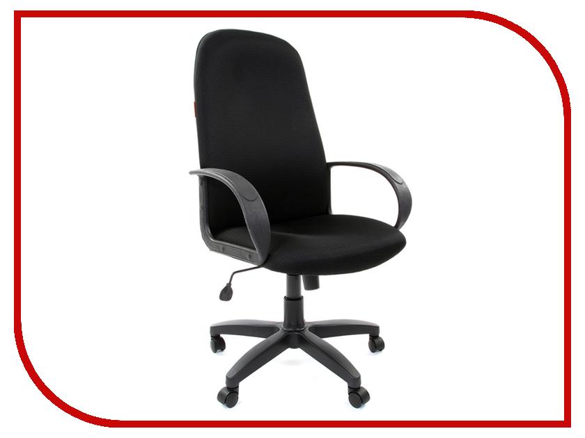 Компьютерное кресло Chairman 279 Black 00-01138105 chairman кресло компьютерное chairman 685 синий черный
