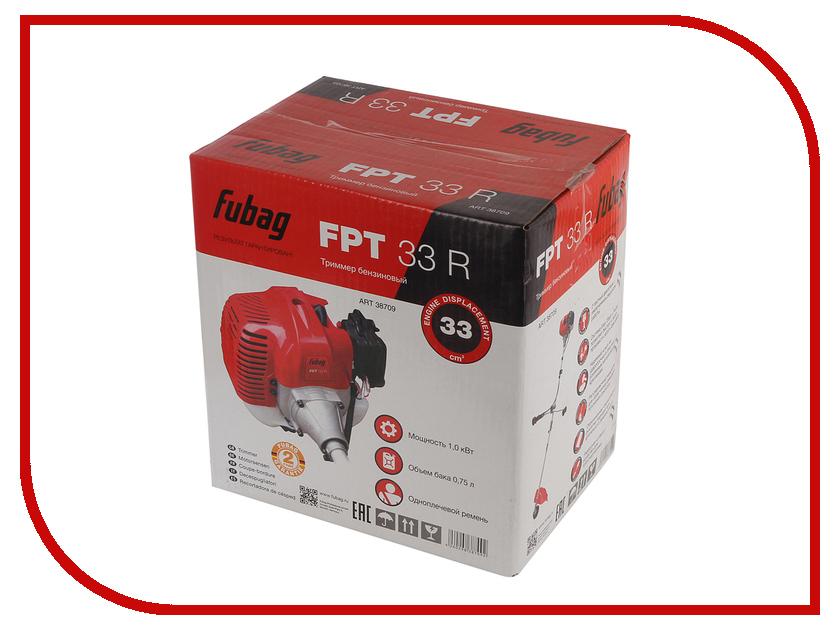 Газонокосилка Fubag FPT 33R 38709 инвертор fubag in 196