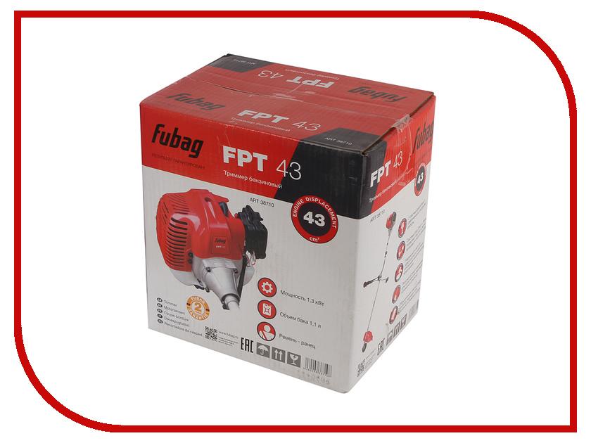 Газонокосилка Fubag FPT 43 38710 бензотриммер fubag fpt 33 38708