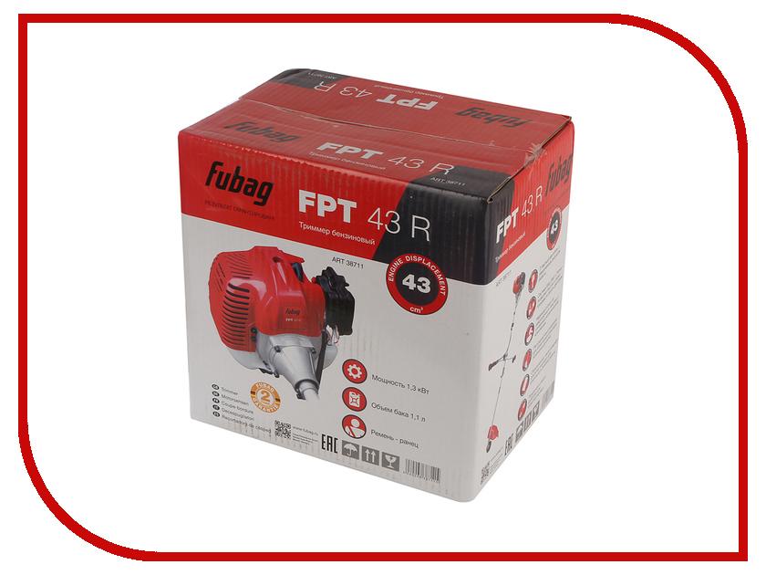 Газонокосилка Fubag FPT 43R 38711 бензотриммер fubag fpt 33 38708