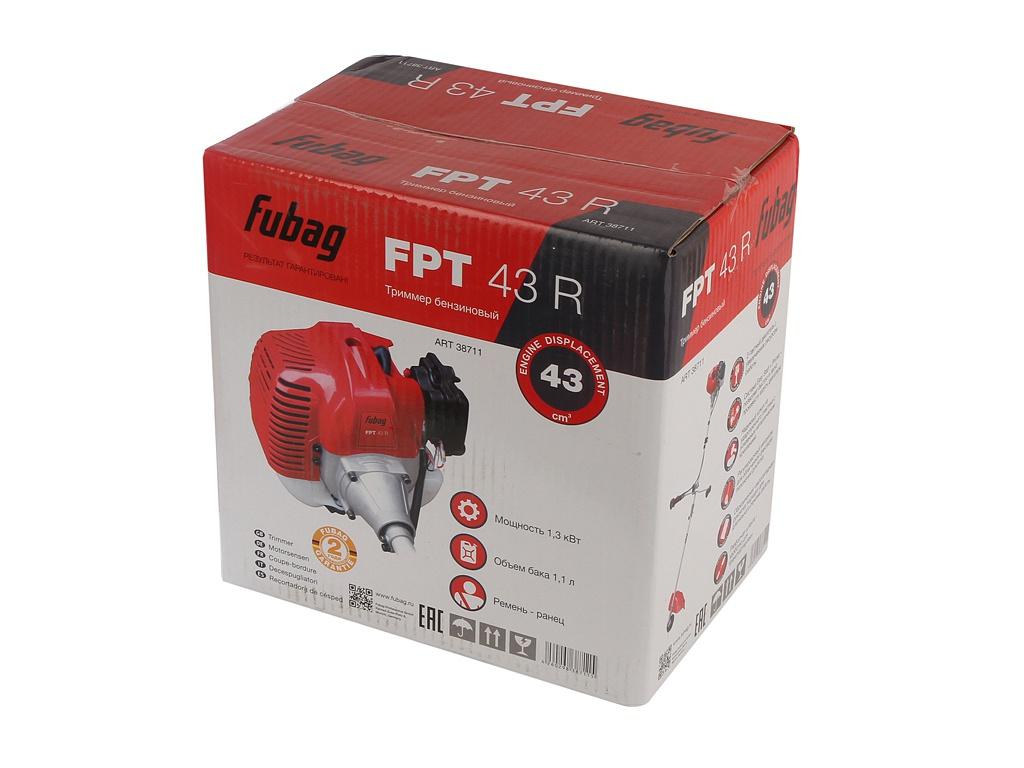 Газонокосилка Fubag FPT 43R 38711